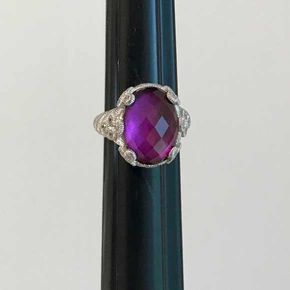 Judith Ripka Jewelry - Judith Ripka Goddess Ring Size 9 - Perfect.